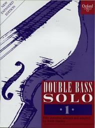 Double Bass Solo 1 sheet music