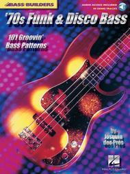 '70s Funk & Disco Bass sheet music