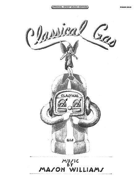 classical gas piano sheet music pdf