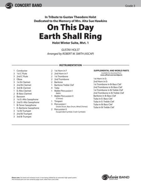 gustav holst the planets score pdf