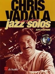 Chris Vadala - Play Along Jazz Solos (Alto Sax)
