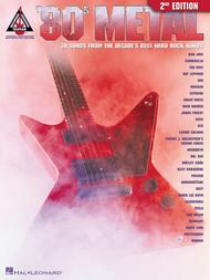 '80s Metal sheet music