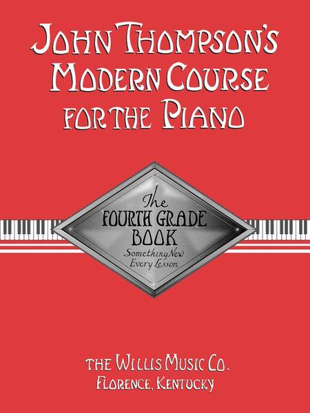 Thompson piano pdf john