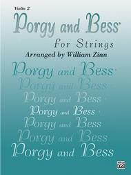 Porgy and Bess for Strings: Violin Sheet Music: Violin 2