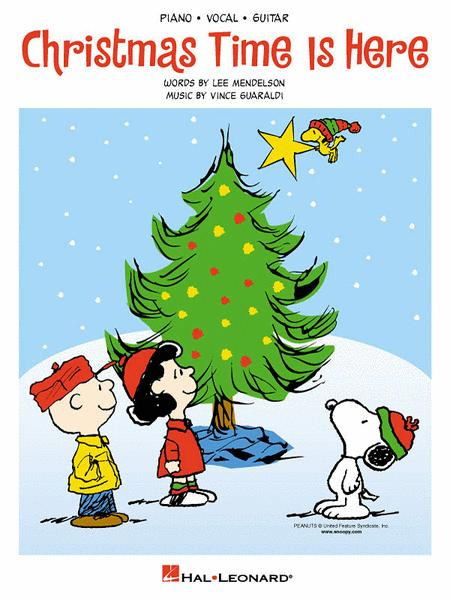 preview christmas time is here - Vince Guaraldi Christmas Time Is Here
