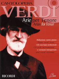 Cantolopera: Verdi Arias for Tenor