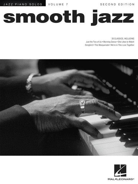 Sheet music: Smooth Jazz (Piano solo)