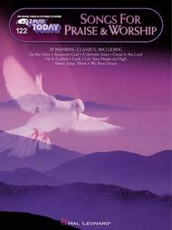 E-Z Play Today #122 - Songs for Praise and Worship