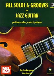 All Solos and Grooves for Jazz Guitar sheet music