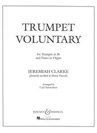 Trumpet Voluntary sheet music