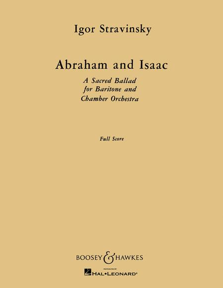abraham isaac essay Complete summary of abraham and isaac enotes plot summaries cover all the significant action of abraham and isaac.