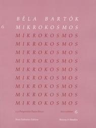 Mikrokosmos - Volume 6 (Pink) sheet music