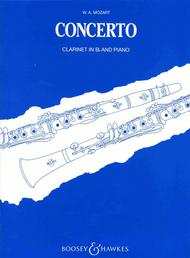 Concerto for Clarinet in B-flat and Orchestra, KV 622