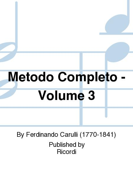 carulli complete method for guitar pdf