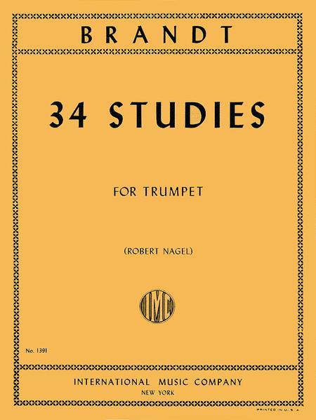 Buy Sheet Music TRUMPET - INSTRUCTIONAL : STUDIES - ETUDES