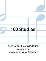 Ernst Sachse  Sheet Music 100 Studies Song Lyrics Guitar Tabs Piano Music Notes Songbook