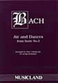 Air and Dances (Score and Parts)