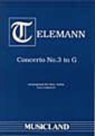 Concerto No. 3 in G Major