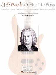 J.S. Bach for Electric Bass
