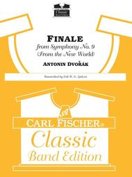 Finale (4th Movement) from The New World Symphony sheet music