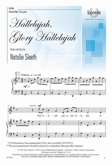 glory glory alleluia partition pdf pour trompette