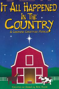 It All Happened In The Country (Split Track Accompaniment CD)