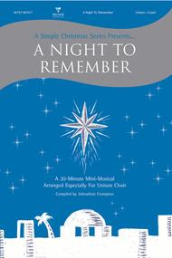 A Night To Remember (Split Track Accompaniment CD) sheet music