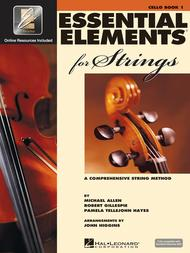 Essential Elements 2000 for Strings - Book 1 (Cello): Cello Songbook