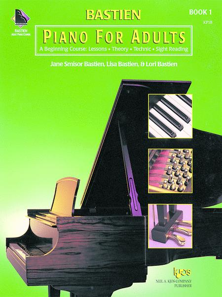 Bastien Piano For Adults - Book 1 (Book Only) Sheet Music By