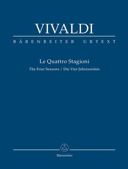 vivaldi four seasons score pdf