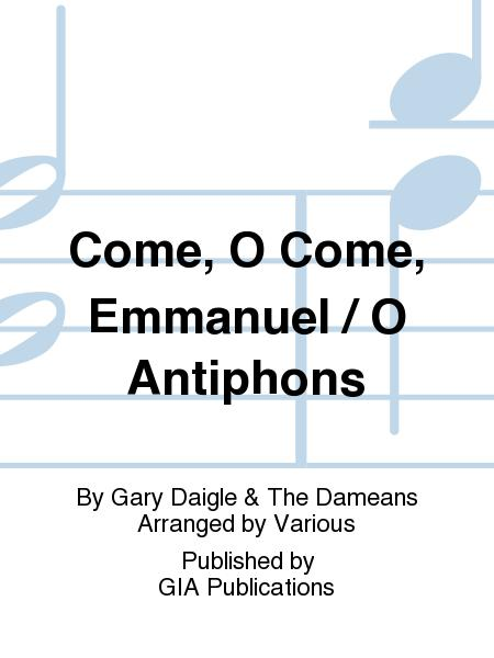 Sheet music: Come, O Come, Emmanuel / O Antiphons (|guitar|organ ...