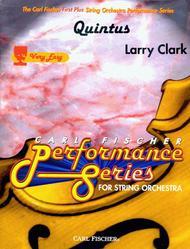 Quintus sheet music