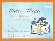 Noona Comprehensive Music Magic Piano Playing with Sound Activity Workbook Primer sheet music