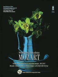 Mozart - Violin Concerto No. 1 in B-flat Major, KV207 and Rondo Concertant in B-flat Major, KV269