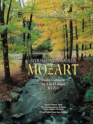 Mozart - Violin Concerto No. 2 in D Major, KV211