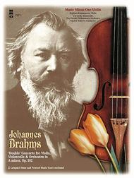 BRAHMS Double Concerto for Violin and Violoncello in A minor, op. 102 (2CD set)