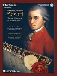 Wolfgang Amadeus Mozart: Clarinet Concerto in A, KV622
