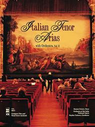Italian Tenor Arias with Orchestra, Vol. II