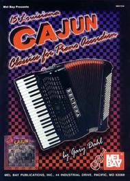 Gary Dahl  Sheet Music 15 Louisiana Cajun Classics for Piano Accordion Song Lyrics Guitar Tabs Piano Music Notes Songbook