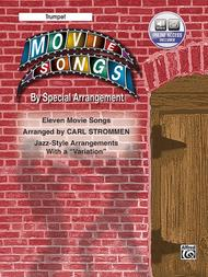 "Movie Songs by Special Arrangement (Jazz-Style Arrangements with a ""Variation"") sheet music"