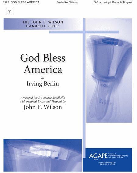 god bless america score pdf