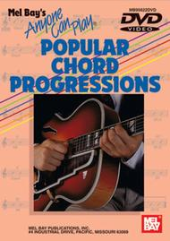 Anyone Can Play Popular Chord Progressions sheet music