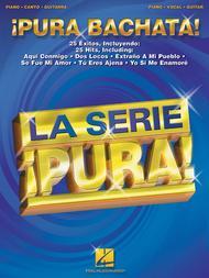 !Pura Bachata! sheet music