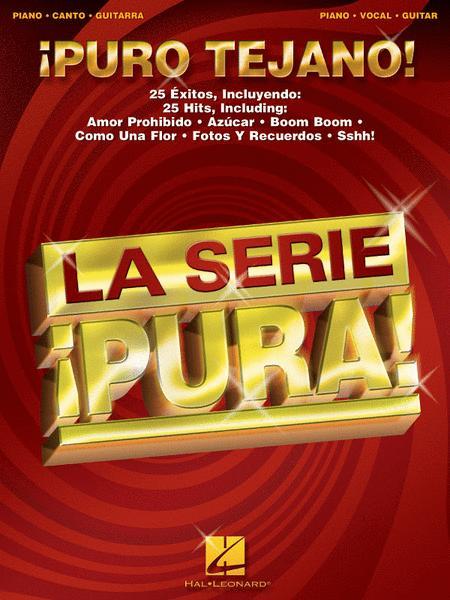 Sheet Music Puro Tejano Piano Vocal And Guitar