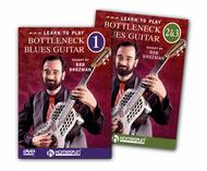 Learn to Play Bottleneck Blues Guitar - DVD