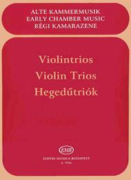 Violin Trios