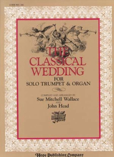 Organ music before wedding