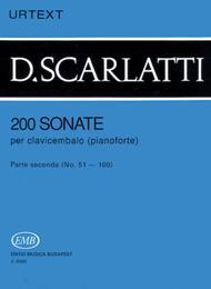 200 Sonatas - Volume 2 sheet music