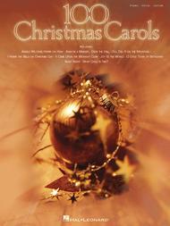 Various  Sheet Music 100 Christmas Carols Song Lyrics Guitar Tabs Piano Music Notes Songbook