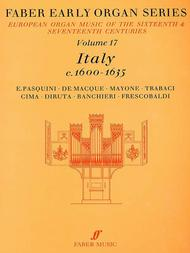 Faber Early Organ, Volume 17